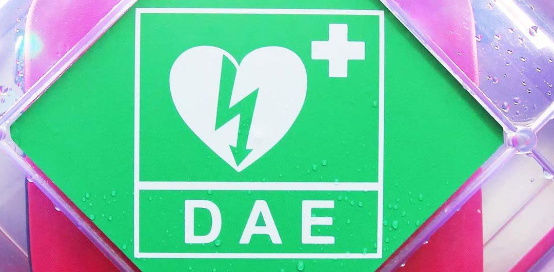 LongariBUS, l'autobus cardioprotetto grazie al defibrillatore DAE