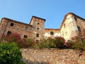 Il castello di Balestrino, SV