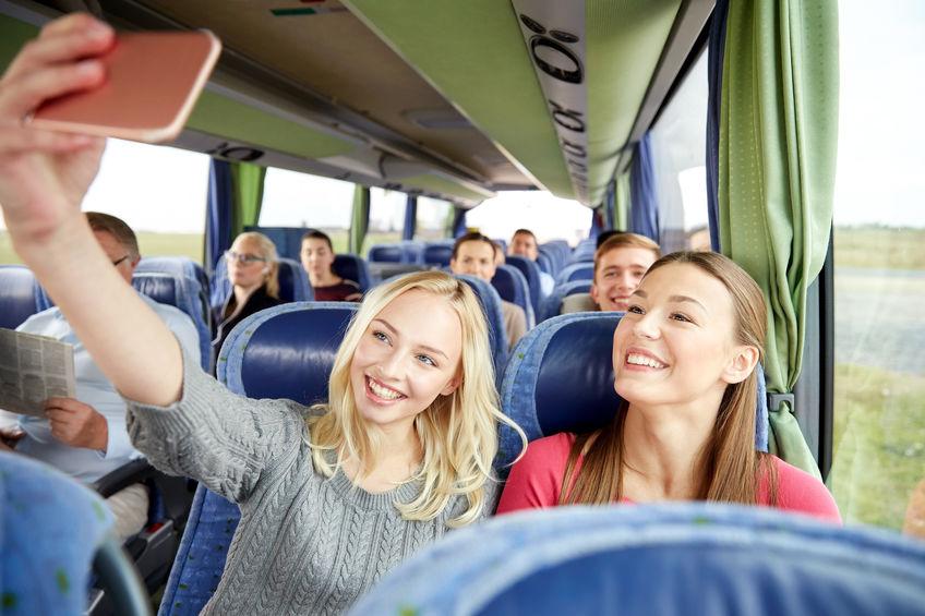 Cinque consigli per viaggiare in pullman in tutto relax